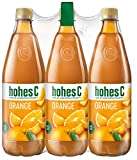 hohes C Orange - 100% Saft, 6er Pack (6 x 1 l) -