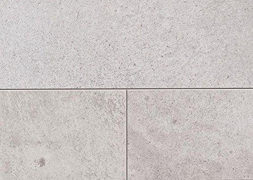 MUSTER NEO VARIO Fliese Beton hell PVC-frei 3 mm