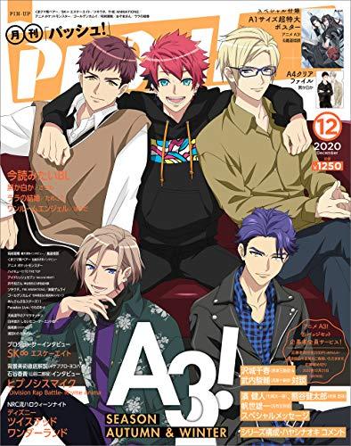 PASH!(パッシュ)2020年 12月号【エーアニ大特集号】