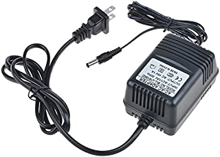 Digipartspower AC Adapter for American Audio Q-D6 QD6 3Ch Pro DJ Mixer 3-Channel Professional DJMixer Power Supply Cord Cable Charger Mains PSU