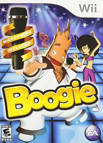 Boogie con micrófono - Nintendo Wii (paquete)
