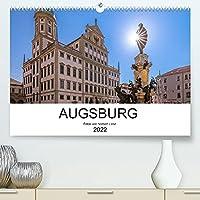 Augsburg 2022 (Premium, hochwertiger DIN A2 Wandkalender 2022, Kunstdruck in Hochglanz): Fotos aus Augsburg (Monatskalender, 14 Seiten )