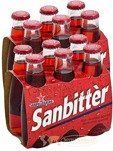 Sanbitter Aperitif Italien 12 x 98 ml