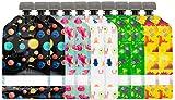 Simple Modern Joey Bolsitas de Alimento Reutilizables Para Bebés y Niños con Doble Cremallera Bolsas de Comida Paquete de 10 bolsas de 150ml Recargables Congelables y Aptos para Lavavajillas Surtido 2