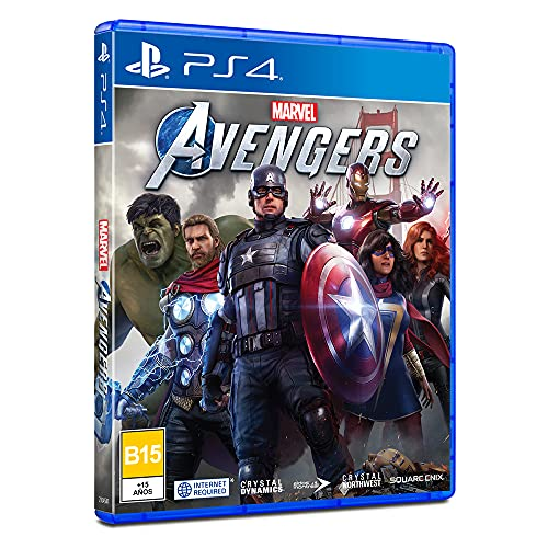 silla avengers fabricante Square Enix
