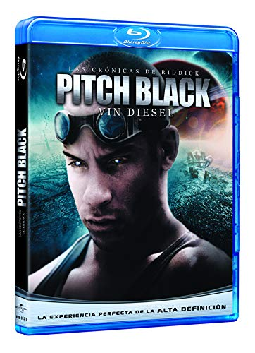 Pitch black (BR) [Blu-ray]...