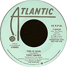 this is love / same 45 rpm single