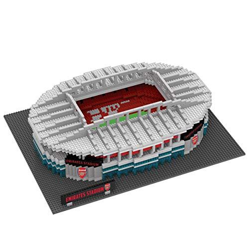 Football Arsenal FC BRXLZ Stadium Construction Building Toy 3D Premier...