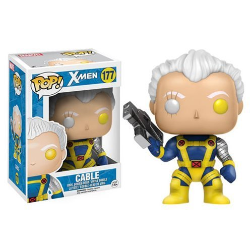 Funko POP!: Marvel: X-Men: Cable