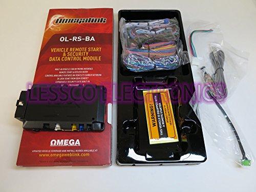 Excalibur Omega OL-RS-BA Digital Dual Canbus RS Remote Start Kit