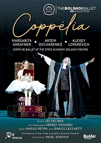 Coppélia [Reino Unido] [DVD]