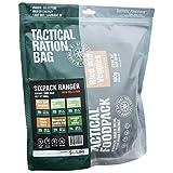 Tactical Foodpack - Ranger | vegan | gefriergetrocknete Premium Mahlzeiten - Instant Outdoor Nahrung für Camping, Trekking und Büro | Natürliche Zutaten, schnelle Zubereitung, Lange Haltbarkeit
