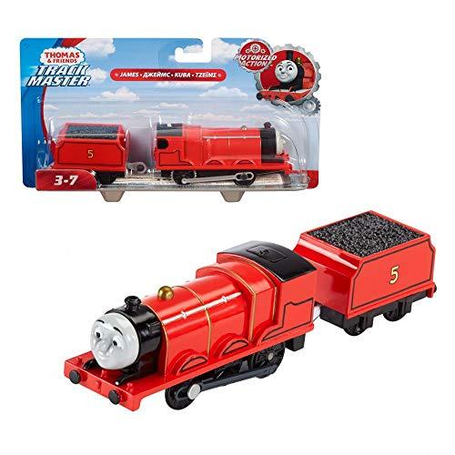 James Lokomotive   Mattel BML08   Trackmaster   Thomas & Seine Freunde