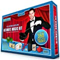 MasterMagic Ultimate Magic Kit - Advanced Magic Tricks for Children and Grow-Ups - Learn Over 350 Spectacular Tricks with This Magic Set - Ideal for Kids of All Ages and Grown-Ups! from MasterMagic