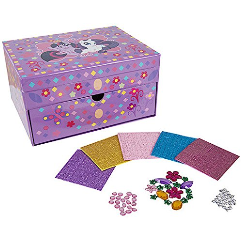 Hasbro My Little Pony mlp4-y17 – 4258 Mosaic Sparkling Jewellery Box, Multicolore