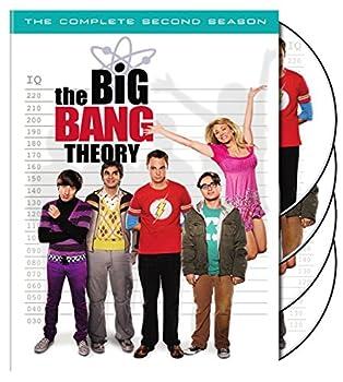 DVD The Big Bang Theory: Season 2 Book