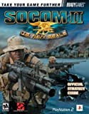 SOCOM(TM) II - U.S. Navy SEALs Official Strategy Guide (U.S. Navy Seals Official Strategy Guides) by Thomas Layton (2003-10-30) - Brady Games - 30/10/2003