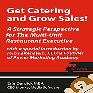 Get Catering and Grow Sales! audiobook cover art