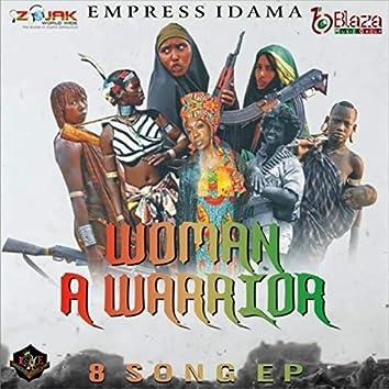 WOMAN A WARRIOR EP