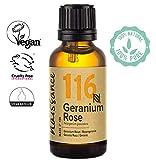 Naissance Rosengeranie (Nr. 116) 30ml - 100% naturreines ätherisches Rosengeranienöl -...