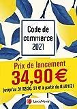 Code de commerce 2021 - Jaquette Lemon