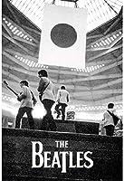 キャラクターポスター、映画ポスター、BEATLES ビートルズ (Abbey Road 50周年記念) - 【世界限定2000枚】EIGHT DAYS A WEEK-BUDOKAN ポスター A3サイズ(42x30cm)