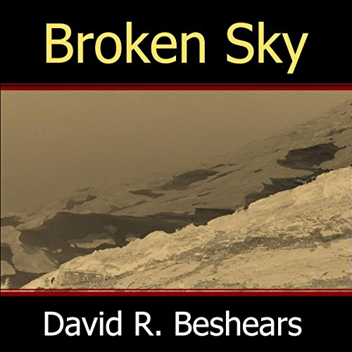 Broken Sky audiobook cover art