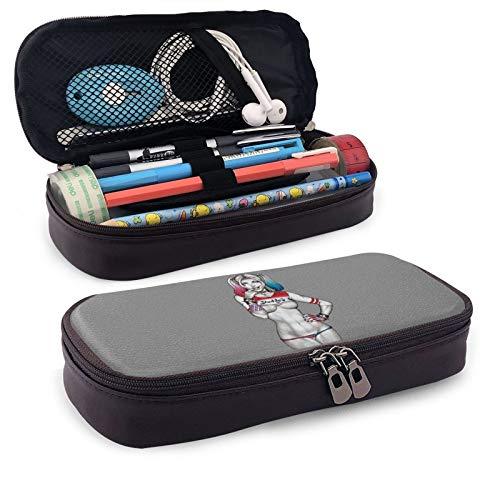 51+MaDM3RpL Harley Quinn Pencil Cases