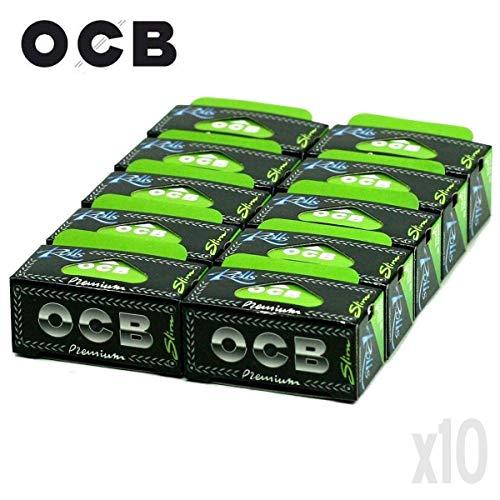 Papeles de Enrollar OCB Rolls premium X10