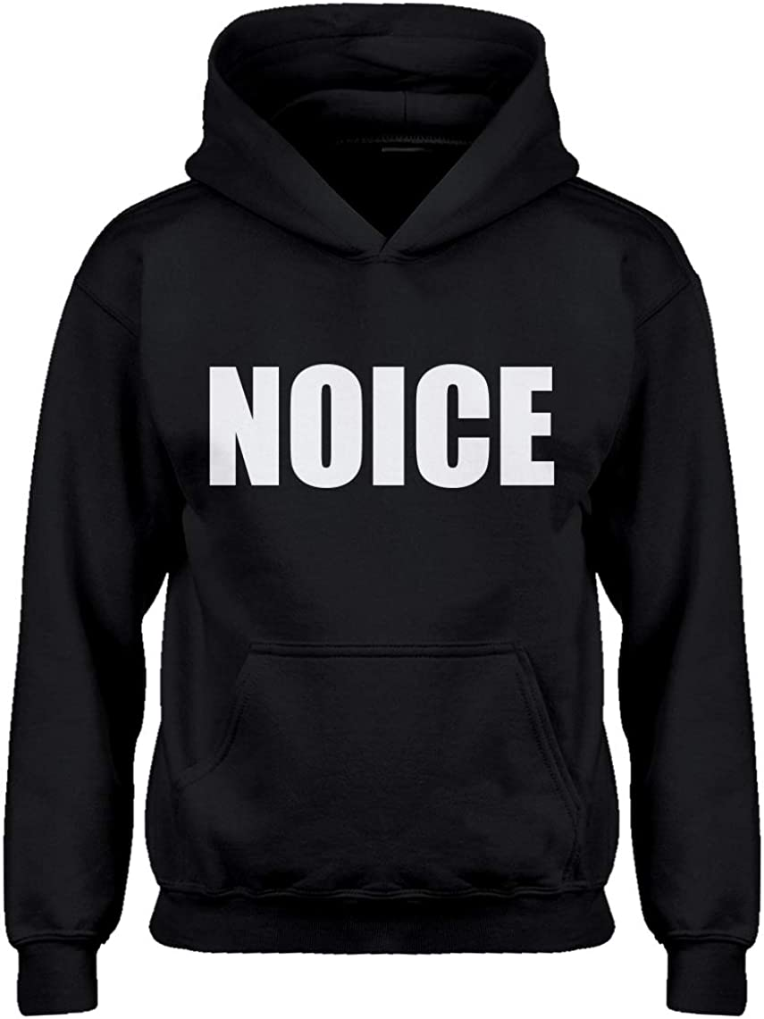 Indica Plateau NOICE Hoodie for Kids