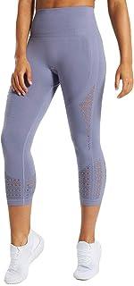 LInkay Damen Hose, Sieben Minuten Yoga-Hose Laufen Fitness Sport HüFt-Stretch Mit Hohem Bund Strumpfhose Mode 2019