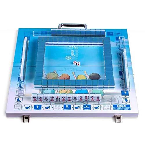 Juegos de Mesa Mahjong Chinese Mahjong Portable Mahjong Set Free Mahjong...