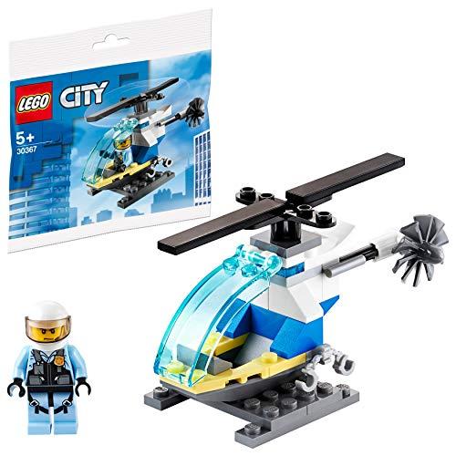 LEGO Recruitment Bags 30367 helicóptero de policía