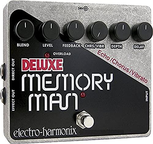 Electro Harmonix XO Deluxe Memory Man · Pedal guitarra eléctrica