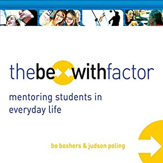 The Be-With Factor audiobook cover art