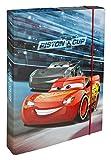 Undercover CAAD0940 - Heftbox A4, Disney Pixar Cars 3 -