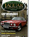 Jaguar Enthusiast Magazine, September 2006 (Vol 22, No 9)