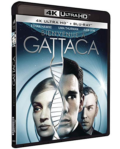 Bienvenue à Gattaca [4K Ultra HD + Blu-Ray]
