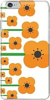[bodenbaum] AQUOS sense3 lite SH-RM12 スマホケース ハードケース SHARP シャープ アクオス センススリー ライト 楽天モバイル SIMフリー 花柄 フラワー かわいい hard-f015 (C.オレンジ)