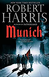 "Cover of Robert Harris's ""Munich."""