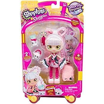 Shopkins Sara Sushi Vists Japan | Shopkin.Toys - Image 1