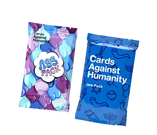 Cards Against Humanity Ass & Je…
