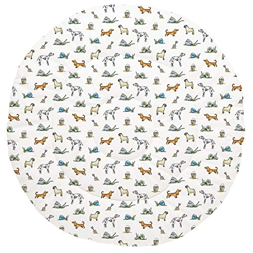 Fantastic Deal! Carousel Designs Snails and Tails Baby Play Mat