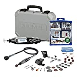 Dremel 4000-2/30 Rotary Tool Kit with 160-Piece Accessory Kit and Flex Shaft Attachment