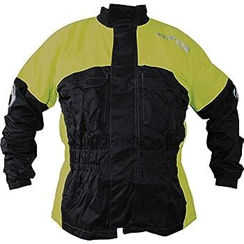 Richa Rain Warrior Veste de moto en tissu