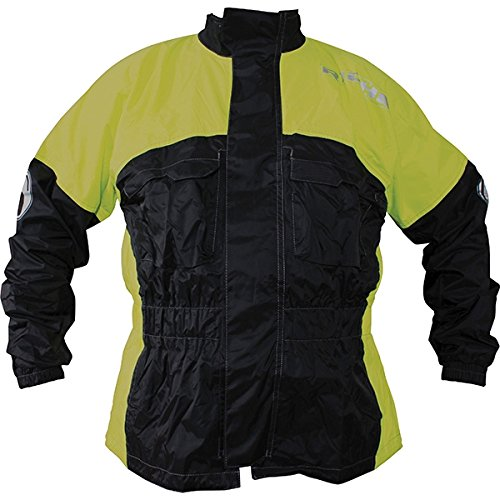 2RW100/M - Richa Rain Warrior Textile Motorcycle Jacket M Fluorescent (40)