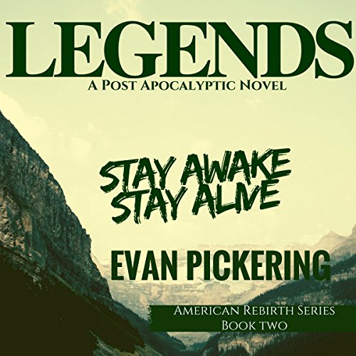 Legends audiobook cover art