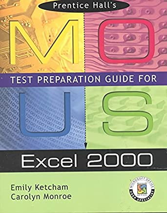 [(Excel 2000)] [By (author) Emily M. Ketcham] published on (August, 2000)