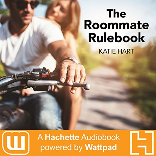 The Roommate Rulebook audiobook cover art