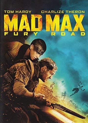 MOVIE - MAD MAX FURY ROAD (1 DVD)